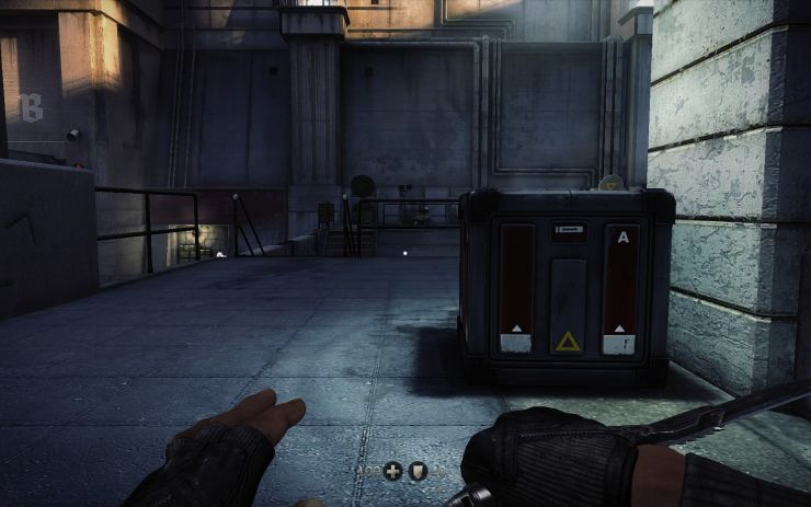 Wolfenstein Shot3