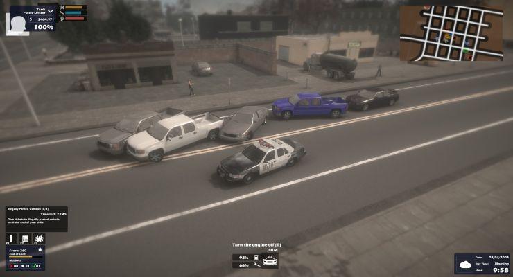 Enforcer Police Crime Action 1