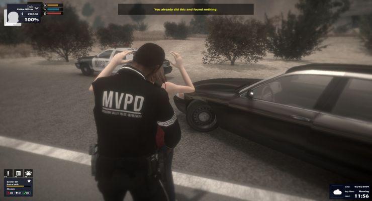 Enforcer Police Crime Action 3