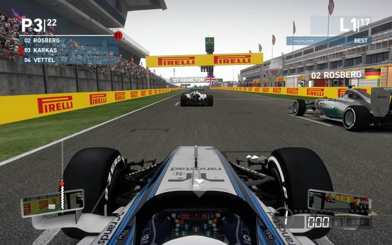 F1 2014 Snap1