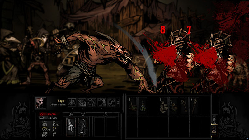Darkest Dungeon 6