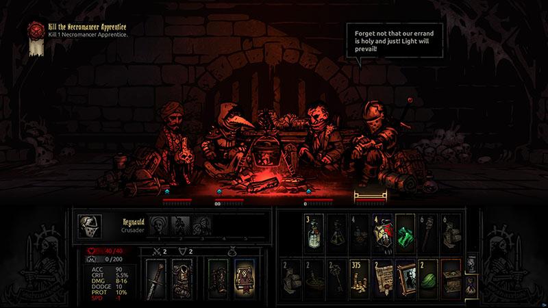 Darkest Dungeon 8