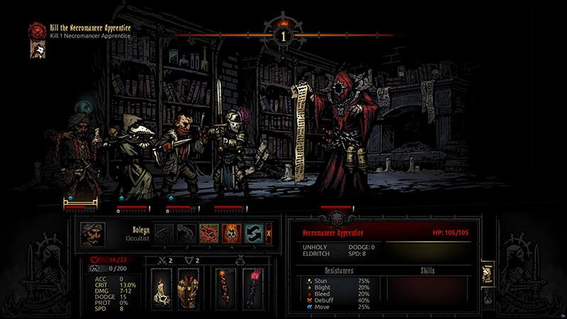 Darkest Dungeon 9