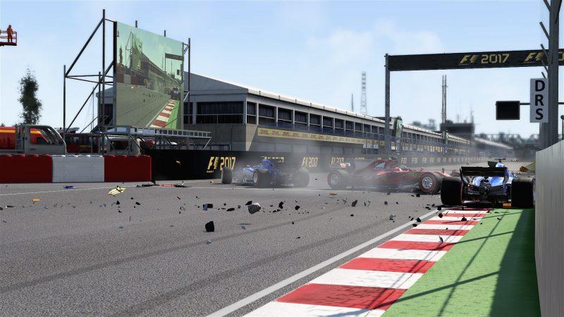 F1 2017 Snap4