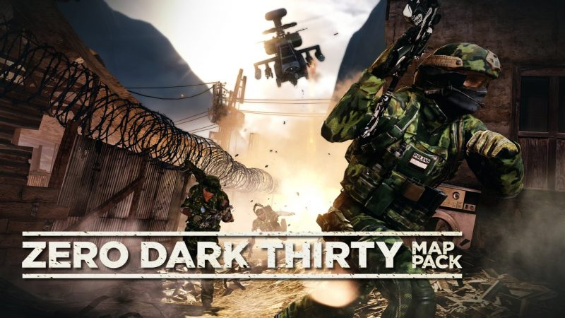 Photo of MEDAL OF HONOR: WARFIGHTER -ZERO DARK THIRTY/ THE HUNT DLC