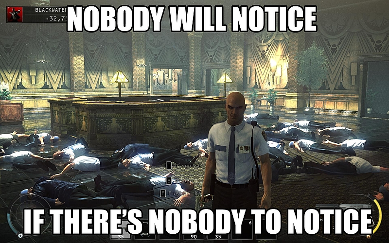 Photo of Stealth Bastards: Dishonored, Splinter Cell: Blacklist και Hitman: Absolution