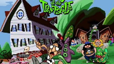 Photo of Ακυρωθέν Day of the Tentacle HD remake;