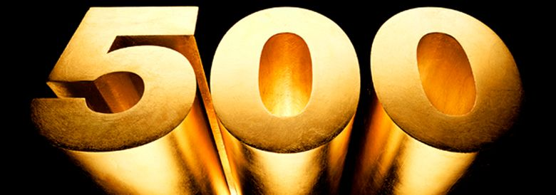 Photo of Achievement Unlocked: 500 reviews