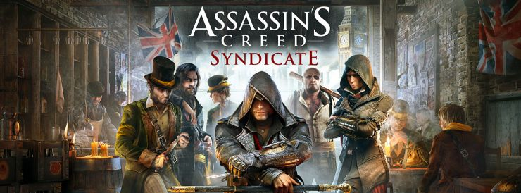 Photo of ASSASSIN'S CREED: SYNDICATE