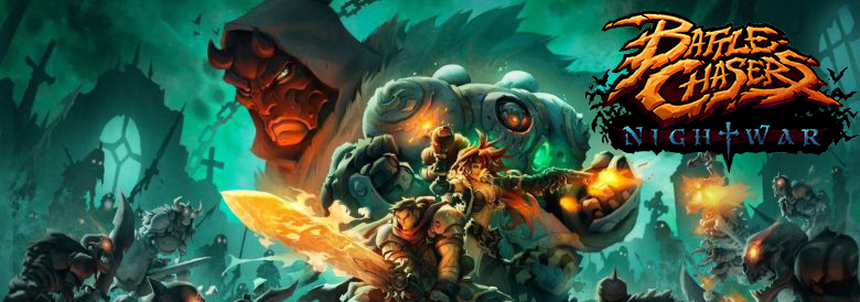 Photo of BATTLE CHASERS: NIGHTWAR