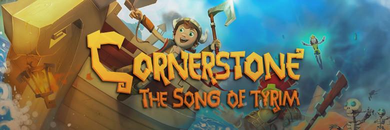 Photo of CORNERSTONE: THE SONG OF TYRIM