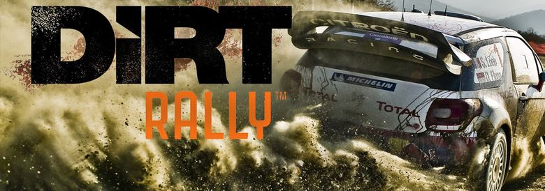 Photo of Now Playing: DIRT RALLY