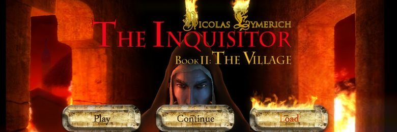 Photo of NICOLAS EYMERICH THE INQUISITOR BOOK II – THE VILLAGE