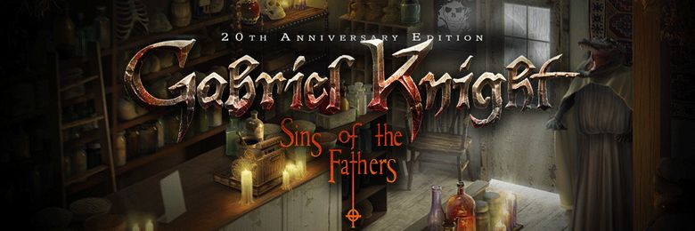 Photo of GABRIEL KNIGHT – SINS OF THE FATHERS 20TH ANNIVERSARY EDITION