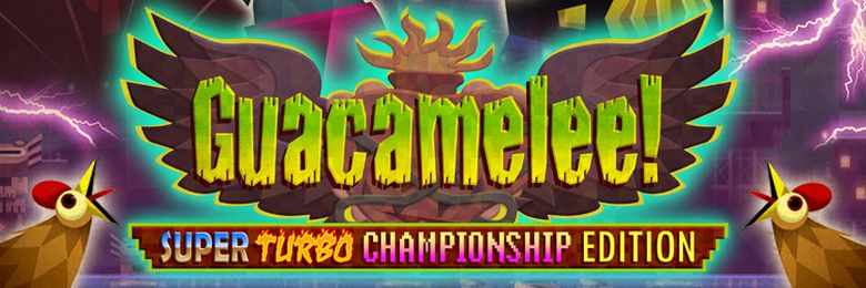 Photo of GUACAMELEE: SUPER TURBO CHAMPIONSHIP EDITION