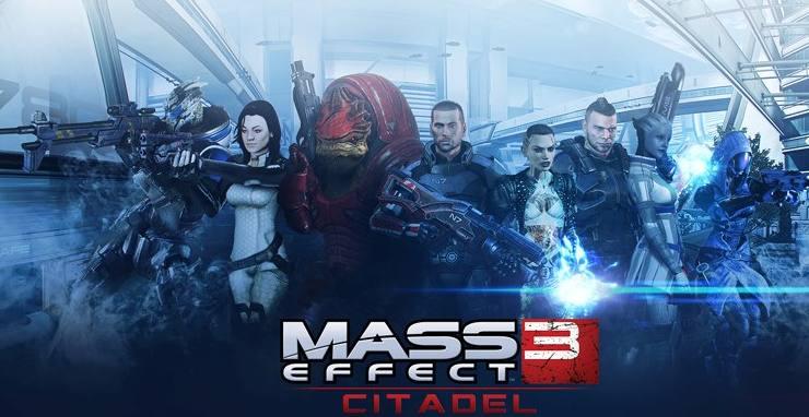 Photo of MASS EFFECT 3 : CITADEL DLC