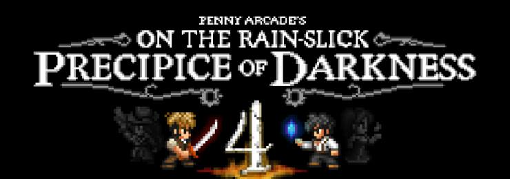 Photo of PENNY ARCADE'S ON THE RAIN SLICK PRECIPICE OF DARKNESS, EPISODE 4