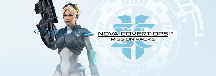 Photo of STARCRAFT II: NOVA OPS MISSION PACK #1