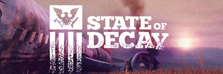 Photo of STATE OF DECAY