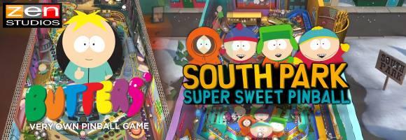 Photo of PINBALL FX2 – SOUTH PARK : SUPER SWEET PINBALL