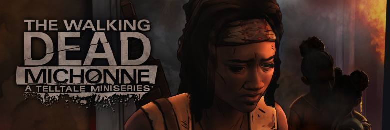 Photo of THE WALKING DEAD: MICHONNE- EPISODE THREE: WHAT WE DESERVE