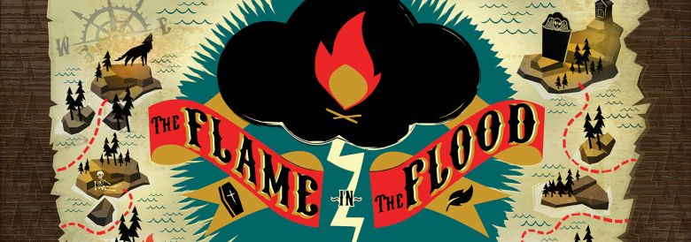 Photo of THE FLAME IN THE FLOOD