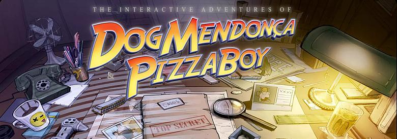 Photo of THE INTERACTIVE ADVENTURES OF DOG MENDONCA AND PIZZABOY