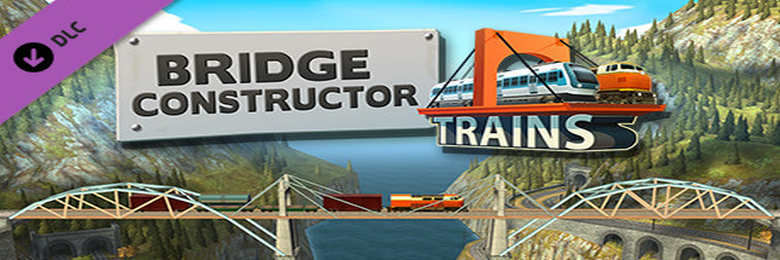 Photo of BRIDGE CONSTRUCTOR: TRAINS DLC