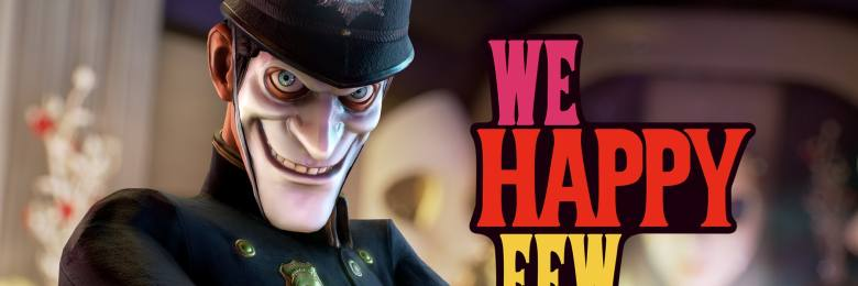 Photo of EARLY ACCESS: WE HAPPY FEW