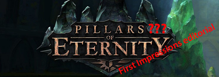 Photo of April Fools': Pillars of Eternity – First Impressions