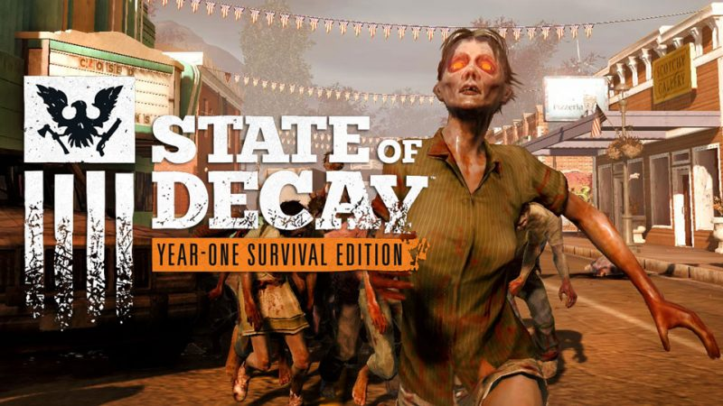 Photo of STATE OF DECAY: YEAR ONE SURVIVAL EDITION