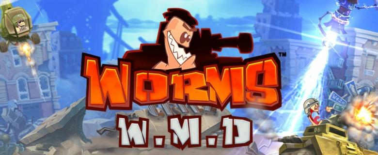 Photo of WORMS: W.M.D.