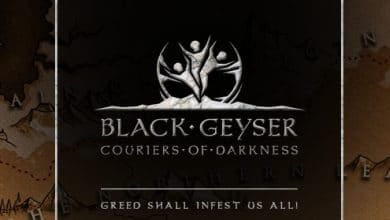 Photo of Στο Kickstarter το Black Geyser: Couriers of Darkness