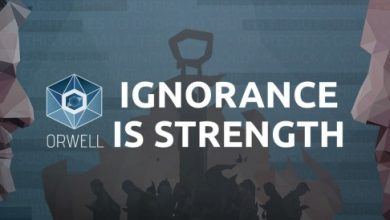 Photo of ORWELL: IGNORANCE IS STRENGTH