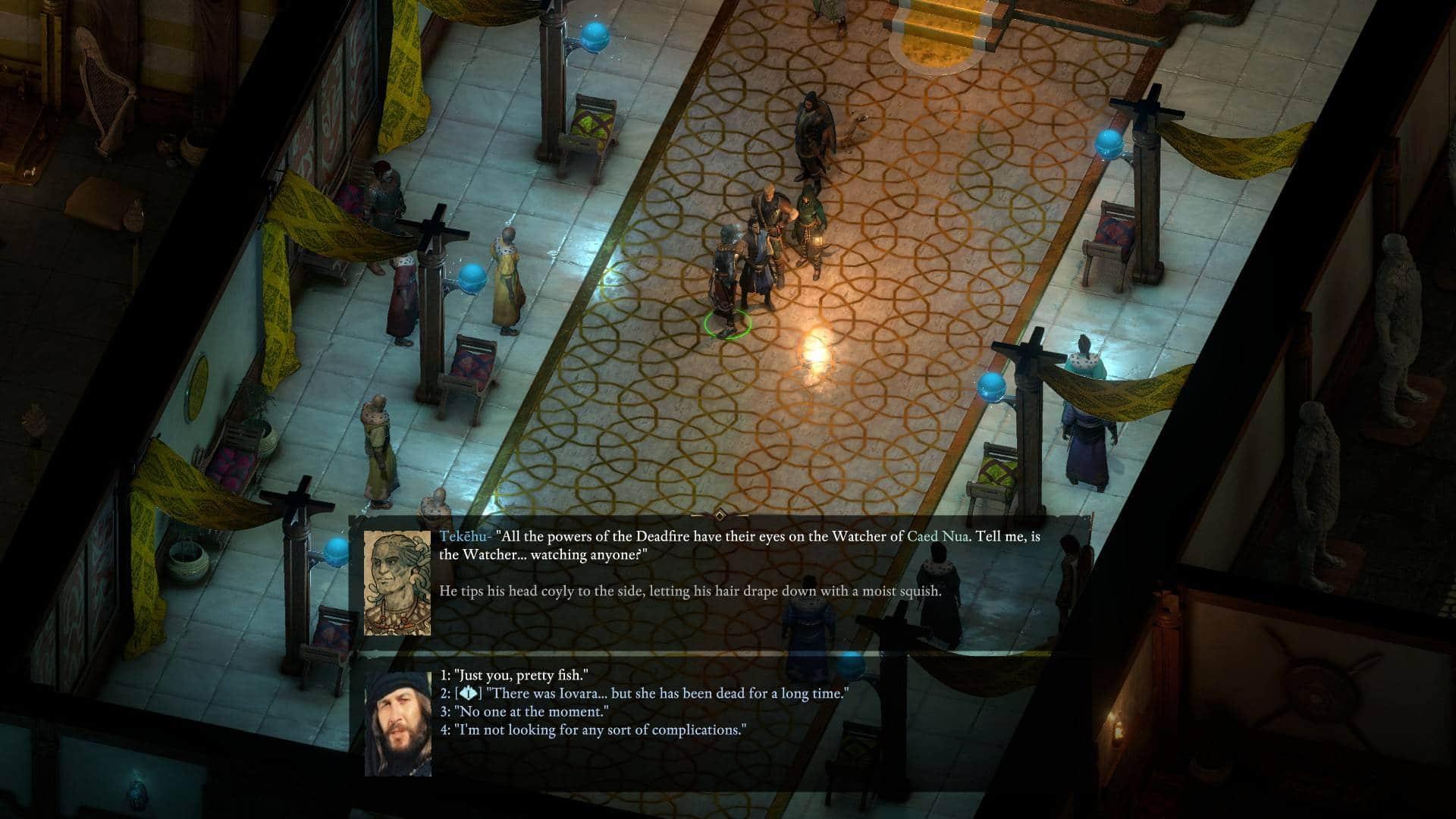 Eternity - Pillars of Eternity 2: Deadfire Pre-DLC Thread