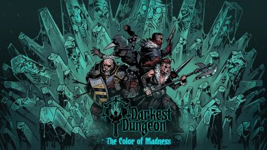 Photo of DARKEST DUNGEON: THE COLOR OF MADNESS