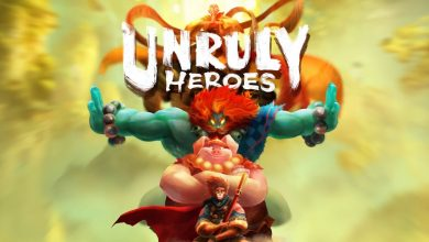 Photo of UNRULY HEROES