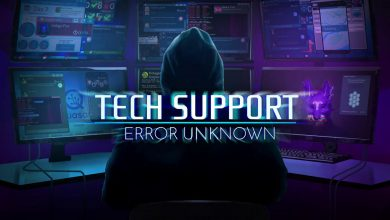 Photo of TECH SUPPORT:ERROR UNKNOWN
