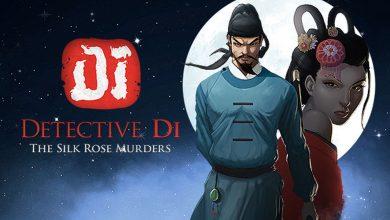 Photo of DETECTIVE DI: THE SILK ROSE MURDERS
