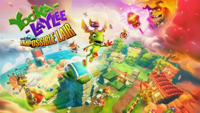 Photo of YOOKA-LAYLEE AND THE IMPOSSIBLE LAIR