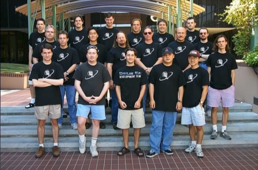 Deus Ex Original Development Team