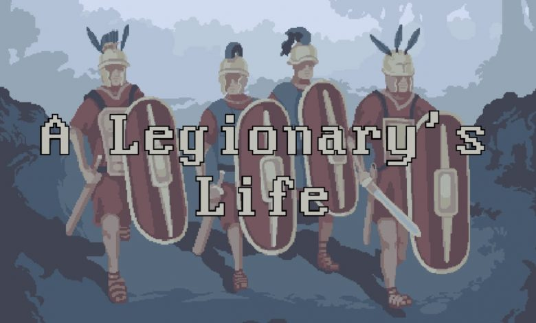 A Legionary's Life Banner