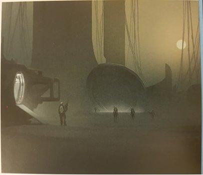Mass Effect Teaser Artwork - Vehicles