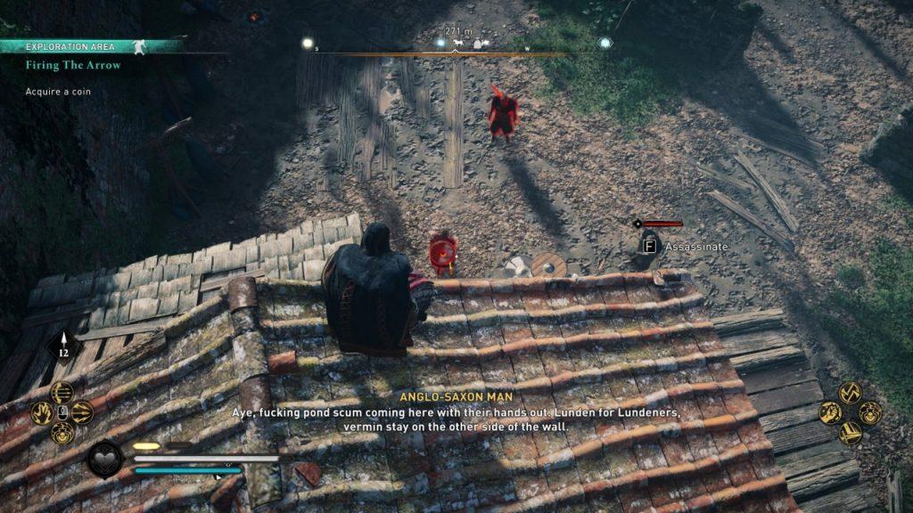 Assassin's Creed Valhalla Assassination