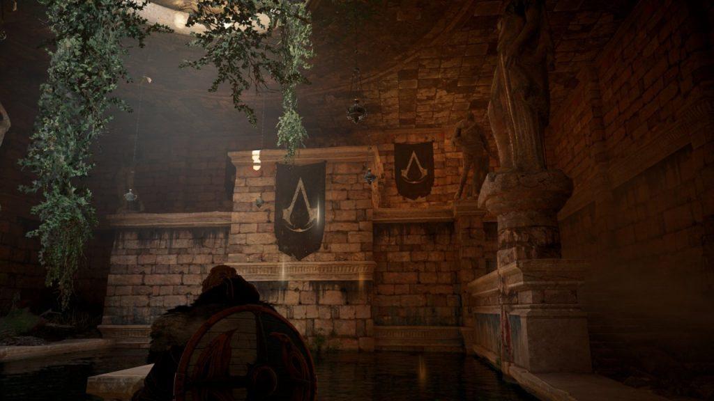 Assassin's Creed Valhalla Bureau