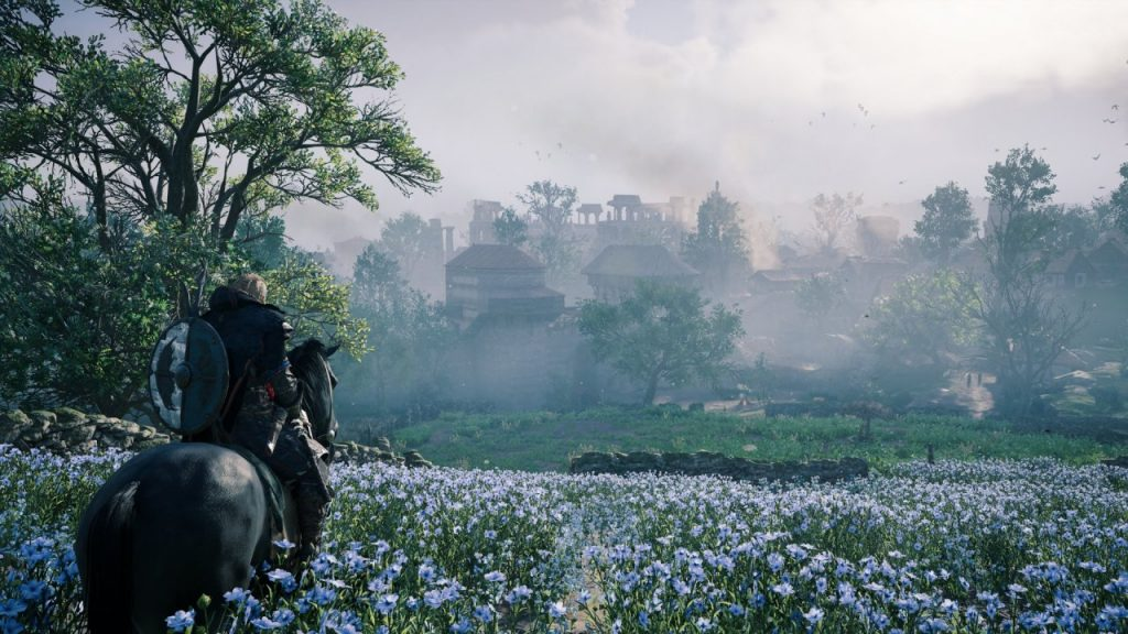 Assassin's Creed Valhalla Meadows Lunden