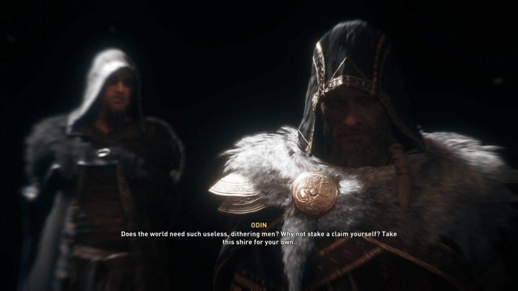 Assassin's Creed Valhalla Odin