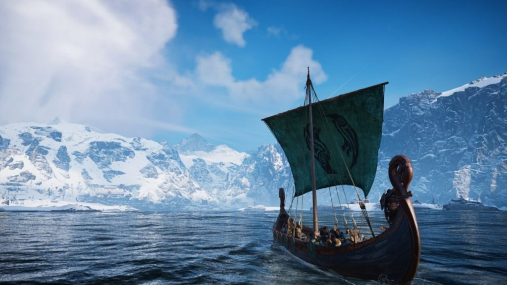 Assassin's Creed Valhalla Assassin's Creed Valhalla Snowy Shores of Norway