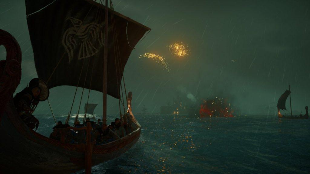 Assassin's Creed Valhalla Sea Assault