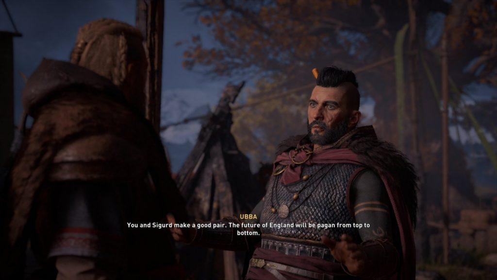 Assassin's Creed: Valhalla Ubba Ragnarsson